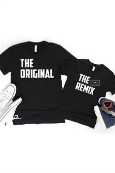Picture of The Original & The Remix Graphic Tee