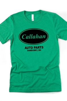 Picture of Callahan Auto Parts Graphic Tee