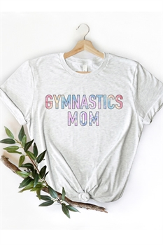 Picture of Gymnastics Mom Graphic Tee