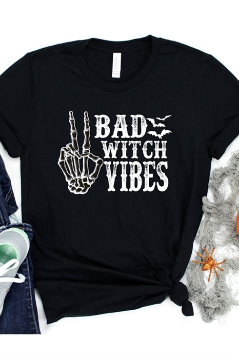 Picture of Bad Witch Vibes Graphic Tee