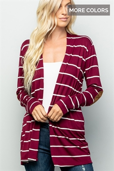 Picture of Corrine Elbow Patch Cardigan